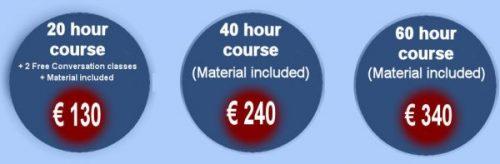 corsi di inglese all'estero - offerta cork english academy