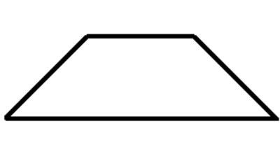 caratteristiche e formule del trapezio isoscele