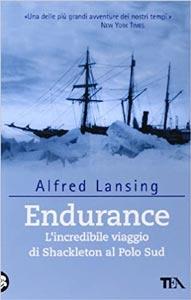 migliori libri di avventura: Endurance